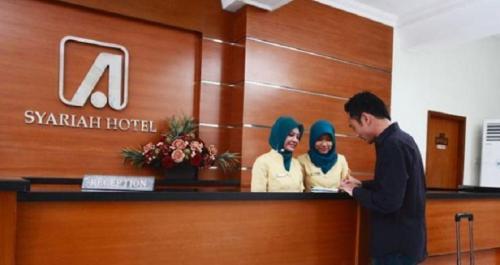 Hotel syariah di Indonesia