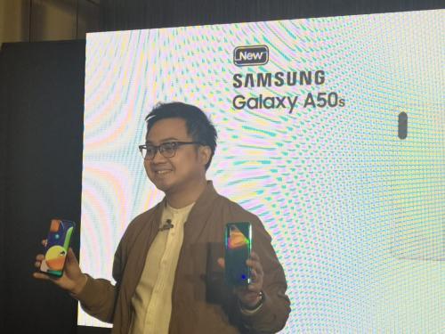Samsung belum lama memperkenalkan Galaxy A50 pada Maret 2019 di Indonesia.