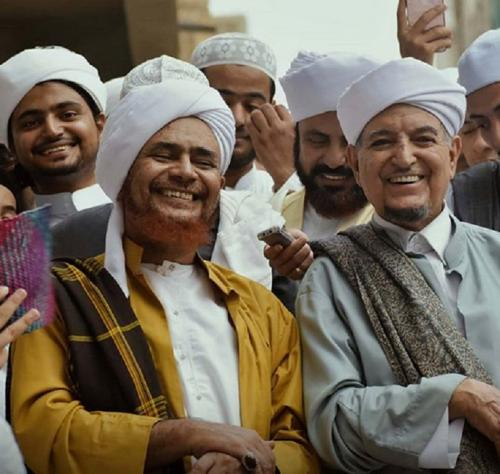 Habib Umar dan sahabat