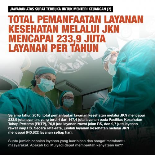 Infografis BPJS Kesehatan