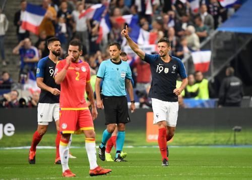 Timnas Prancis vs Andorra