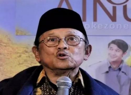 Quotes BJ Habibie yang penting soal Islam