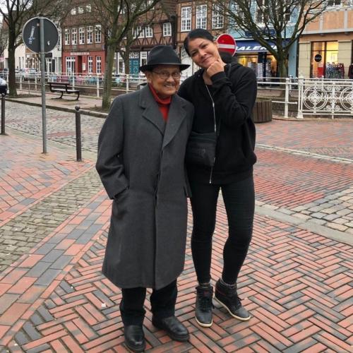 BJ Habibie dan Melanie Subono