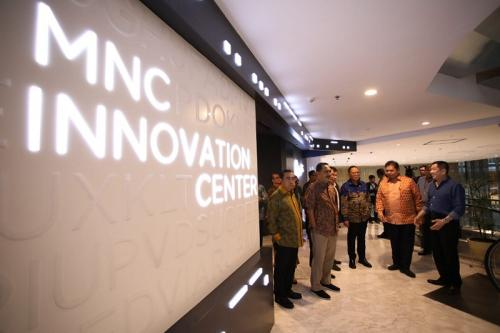 Menperin Kunjungi MNC Innovation
