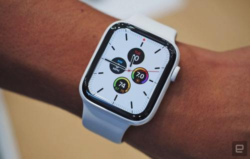Apple meresmikan perangkat terbaru untuk kebugaran yang dapat dikenakan oleh pengguna, Apple Watch Series 5 pada 20 September.