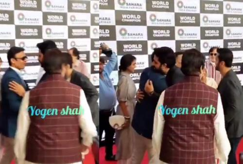Abhishek Bachchan dan Vivek Oberoi