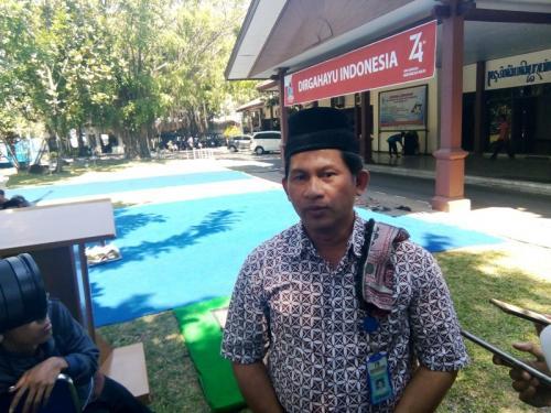 Direktur Teknik PDAM Surakarta Tri Atmojo