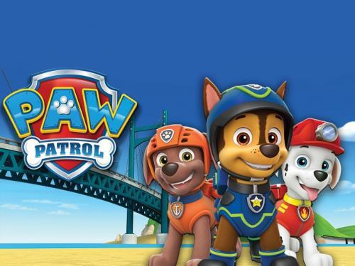 Paw Patrol gelar pertunjukan musikal di Indonesia.