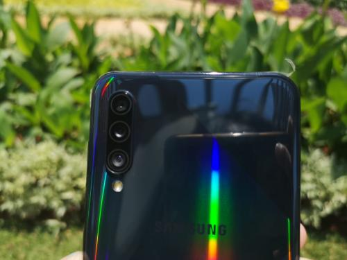 Menjajal Galaxy A50s, Ponsel Terbaru Samsung