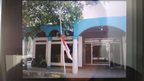 Rumah BJ Habibie semasa kecil di Pare Pare (Foto: Okezone.com/Herman)
