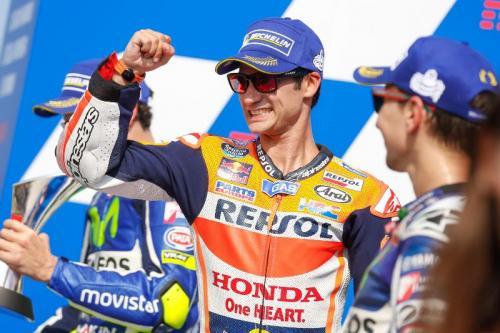 Dani Pedrosa kembali menang di Spanyol (Foto: MotoGP)