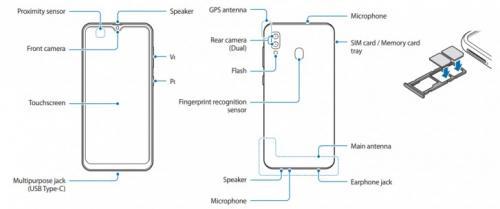 Samsung Galaxy M10s akan menggunakan layar yang lebih besar dibanding seri M10 sebelumnya.