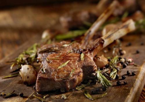 daging kambing enak