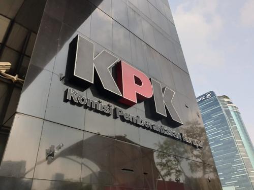 Gedung KPK. (Foto : Okezone.com/Puteranegara Batubara)
