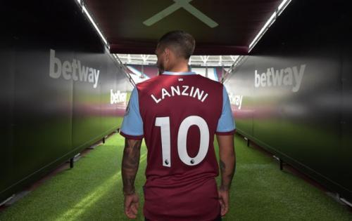 Manuel Lanzini punya potensi besar menyumbang poin (Foto: West Ham United)