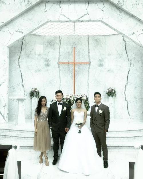 mas boy ke nikahan