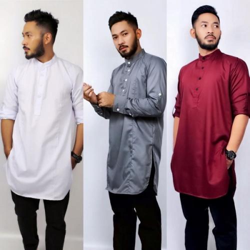 Setelah hijrah Uki makin fashionable