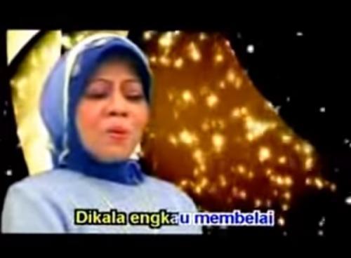 Pedangdut Ida Laila meninggal dunia. (Foto: YouTube/harikris tianto)