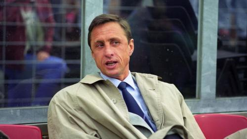 Johan Cruyff (Foto: PA Sport)