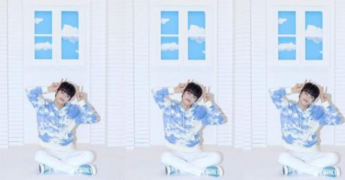 Yeonjun biru
