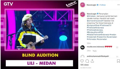 The Voice Indonesia 2019
