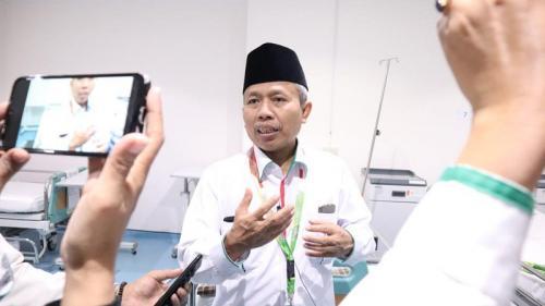 Direktur Jenderal Penyelenggaraan Haji dan Umrah Kemenag Nizar. (Foto : Okezone.com/Widi Agustian)