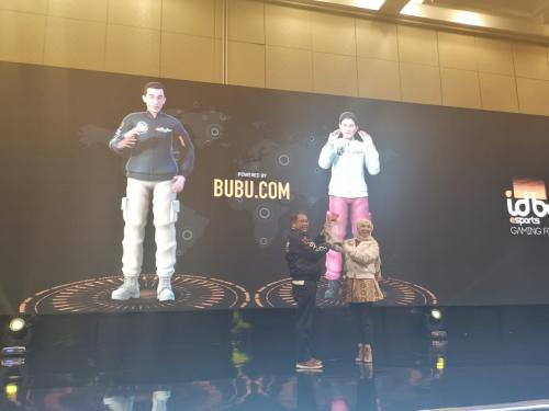 IDBYTE Esport 2019 yang diprakasai Bubu.com telah resmi digelar di Nusantara Hall, ICE BSD City, Tangerang.