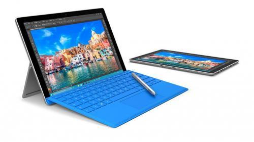 Sebuah gambar menunjukkan bahwa tablet yang dikembangkan Microsoft akan memiliki fitur layar lipat.