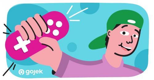 Gojek, penyedia layanan transportasi online telah mengumumkan GoGames.