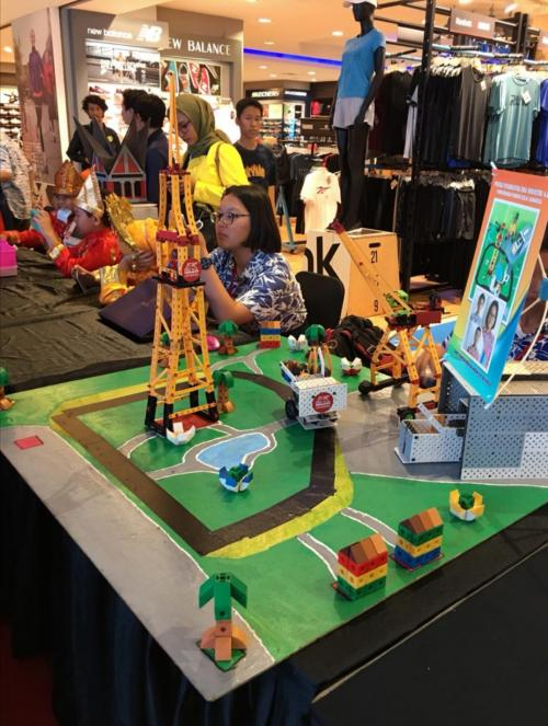 Olimpiade Robotika Sindo 2019 Digelar Beri Edukasi pada Generasi Muda