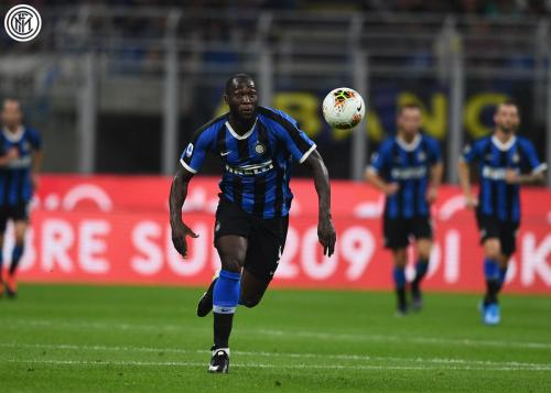 Romelu Lukaku kini berseragam Inter Milan