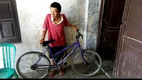 Afuk sepeda