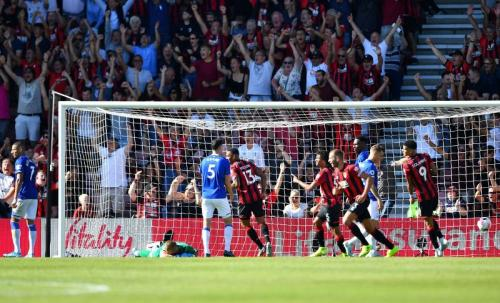 Bournemouth petik poin penuh dari Everton (Foto: Premier League)