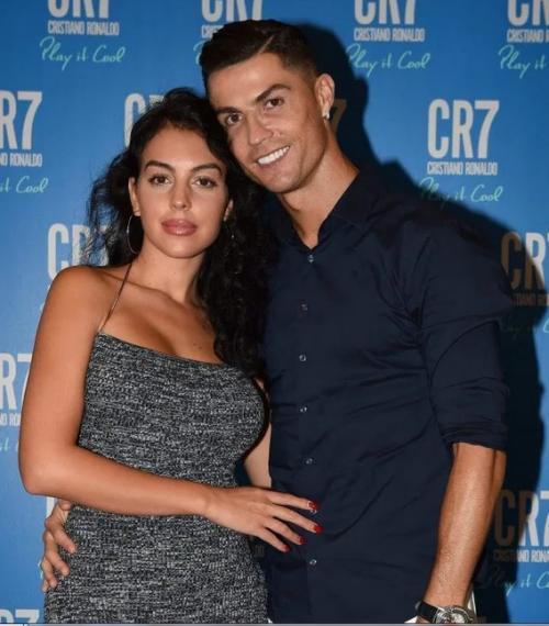 ronaldo dan pacar