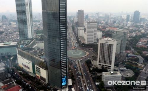 Ilustrasi DKI Jakarta. (foto: Dede Kurniawan/Okezone)