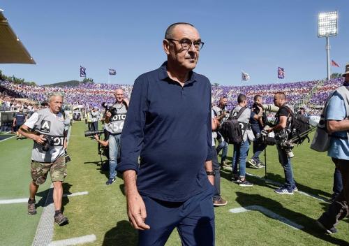 Maurizio Sarri menyebut tidak mudah mendapat poin di Firenze (Foto: Juventus)