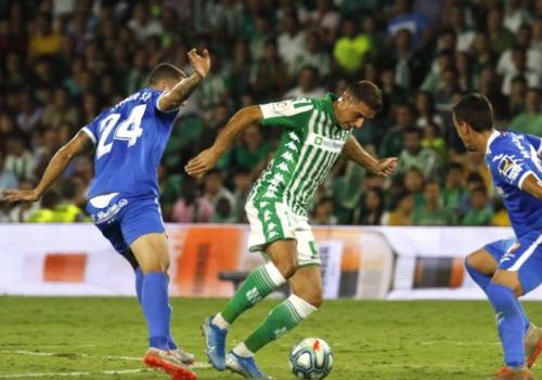Real Betis dan Getafe harus puas berbagi angka (Foto: La Liga)