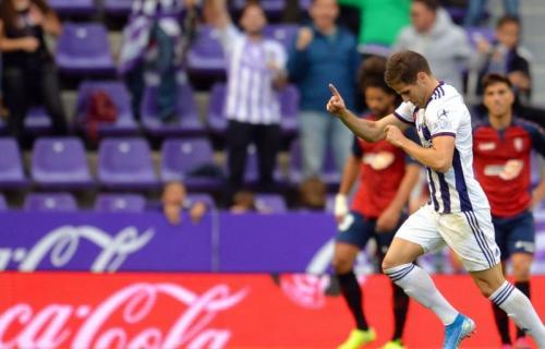 Osasuna diimbangi tamunya Real Valladolid (Foto: La Liga)