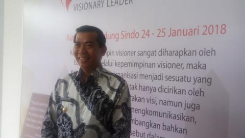 Wali Kota Pekanbaru Firdaus (Foto: Okezone.com/Taufik)