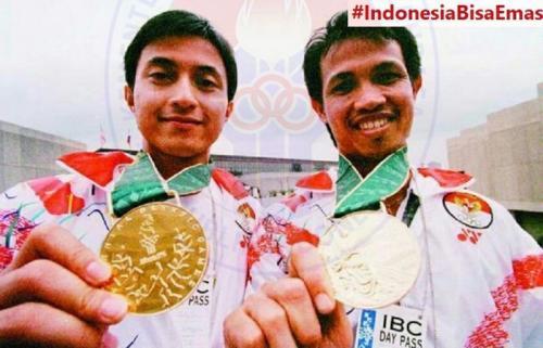 Ricky Subagja dan Rexy Mainaky