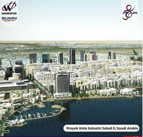Proyek Kota Industri Jubail