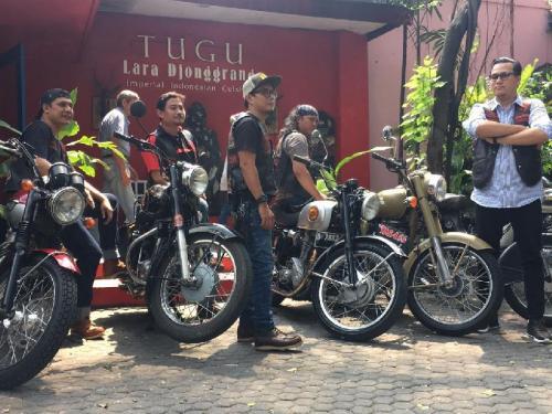Komunitas Bike Brotherhood 1% MC