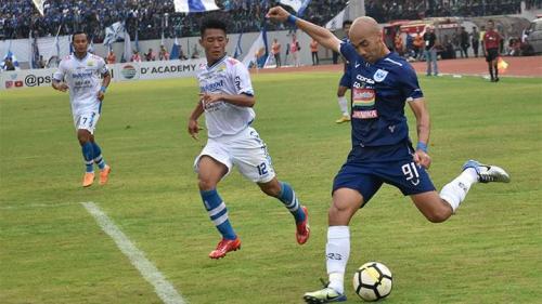 Bruno Silva kembali ke PSIS