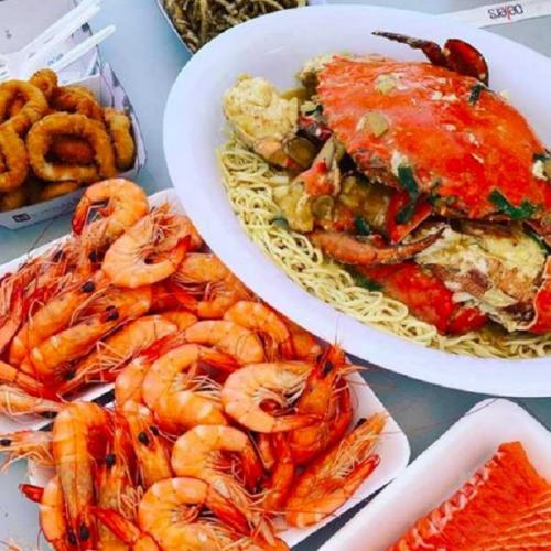 Masakan laut