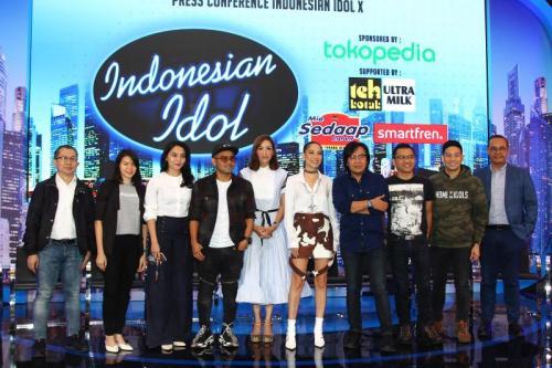 Indonesian idol 2019