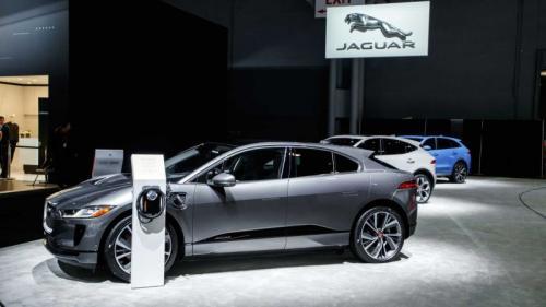 Mobil listrik Jaguar