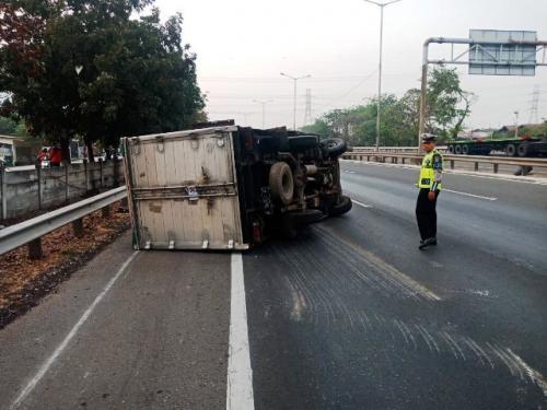 Kecelakaan jalan tol