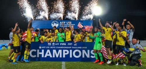 Timnas Malaysia U-16