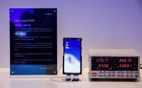 Teknologi Terbaru Oppo Bisa Isi Baterai Dibawah 30 menit
