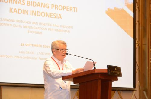 Rakornas bidang Properti Kadin Indonesia (Foto: Okezone.com/Dok. Kadin)